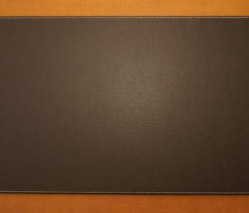 Rectangular Leather Desk Blotter