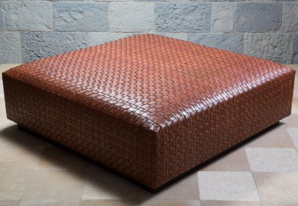 Woven Leather furn