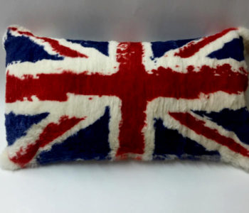 rabbit fur uk flag